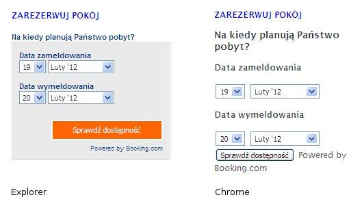 Strona internetowa hotelu Haston City Wrocław