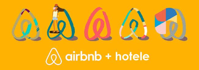 AirBnB i Hotele